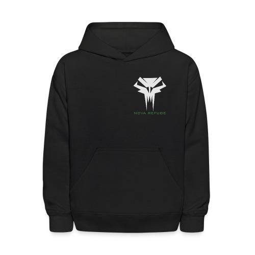 Nova Refuge Grimm's Army Badge Men's T-Shirt - Kids' Hoodie