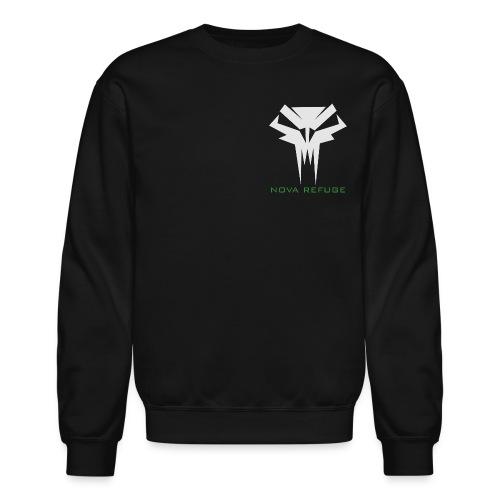 Nova Refuge Grimm's Army Badge Men's T-Shirt - Crewneck Sweatshirt