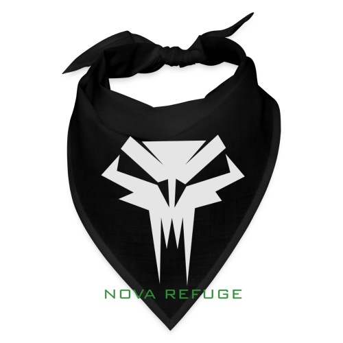 Nova Refuge Grimm's Army Badge Men's T-Shirt - Bandana