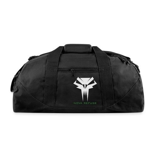 Nova Refuge Grimm's Army Badge Men's T-Shirt - Duffel Bag