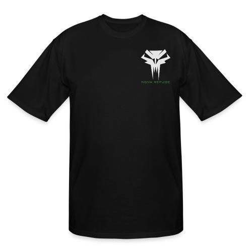 Nova Refuge Grimm's Army Badge Men's T-Shirt - Men's Tall T-Shirt
