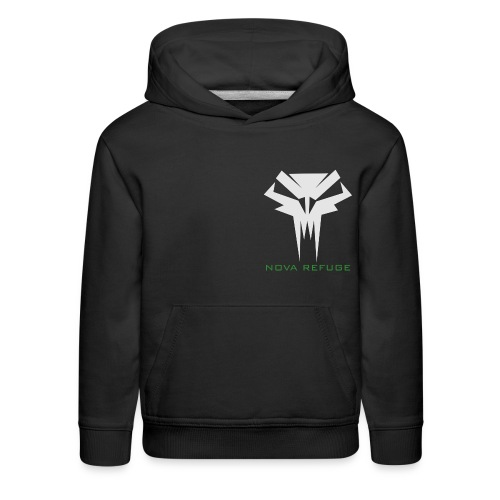 Nova Refuge Grimm's Army Badge Men's T-Shirt - Kids' Premium Hoodie