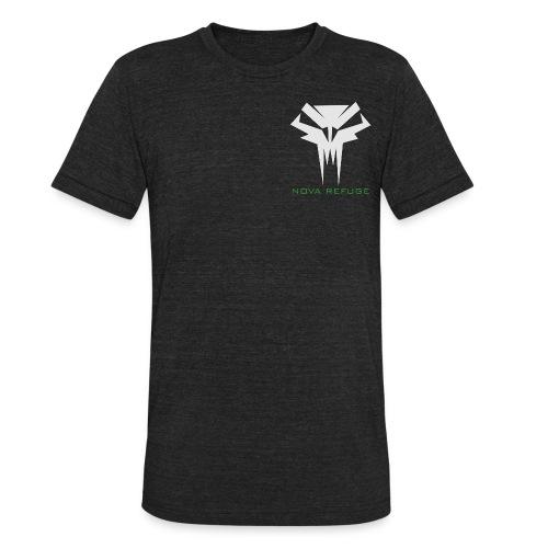 Nova Refuge Grimm's Army Badge Men's T-Shirt - Unisex Tri-Blend T-Shirt