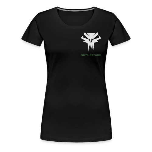 Nova Refuge Grimm's Army Badge Men's T-Shirt - Women's Premium T-Shirt