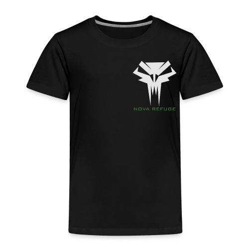 Nova Refuge Grimm's Army Badge Men's T-Shirt - Toddler Premium T-Shirt