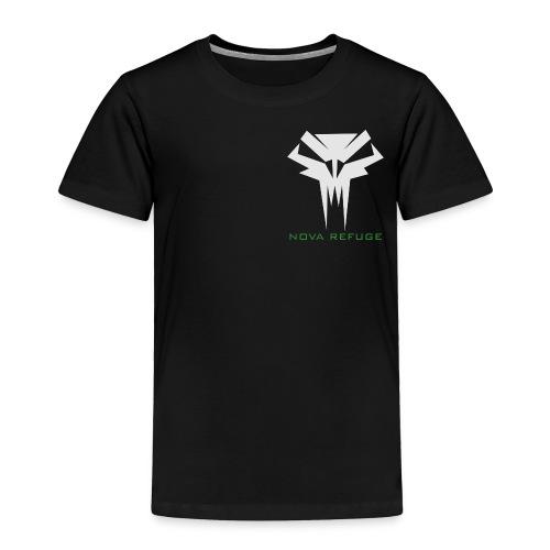 Nova Refuge Grimm's Army Badge Men's T-Shirt - Toddler Premium T-Shirt