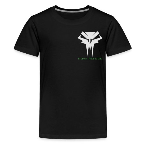 Nova Refuge Grimm's Army Badge Men's T-Shirt - Kids' Premium T-Shirt