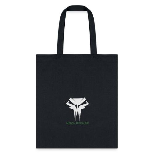 Nova Refuge Grimm's Army Badge Men's T-Shirt - Tote Bag