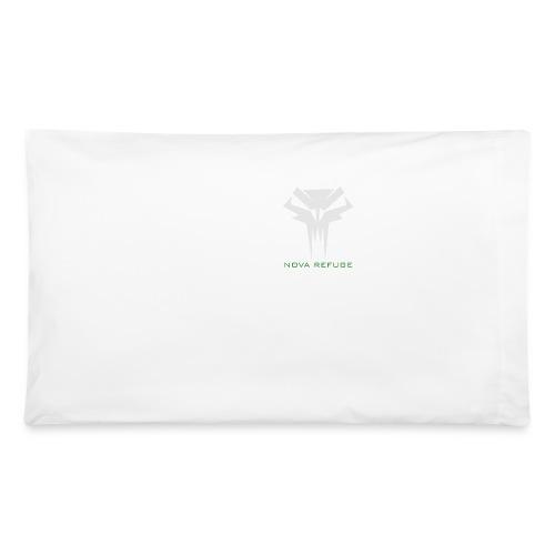 Nova Refuge Grimm's Army Badge Men's T-Shirt - Pillowcase