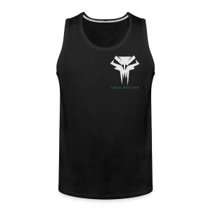Nova Refuge Grimm's Army Badge Men's T-Shirt - Men's Premium Tank