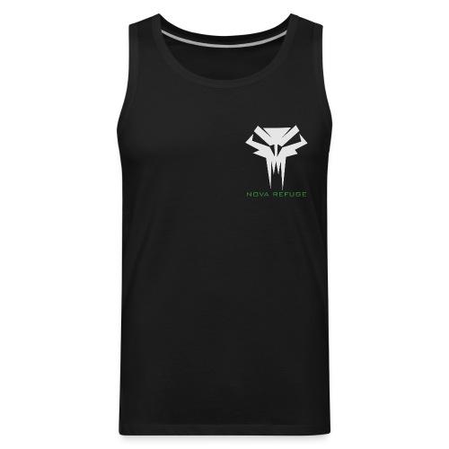 Nova Refuge Grimm's Army Badge Men's T-Shirt - Men's Premium Tank