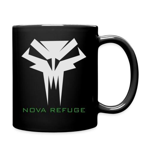 Nova Refuge Grimm's Army Badge Men's T-Shirt - Full Color Mug