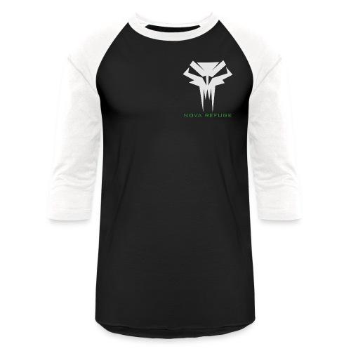 Nova Refuge Grimm's Army Badge Men's T-Shirt - Baseball T-Shirt