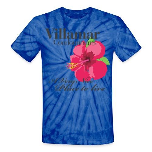 Villamar Shirt (Women's) - Unisex Tie Dye T-Shirt