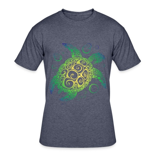 Man - TShirt_01 - Men's 50/50 T-Shirt