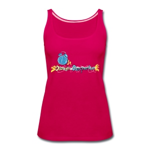 Ora de Despertar- Kid - Women's Premium Tank Top