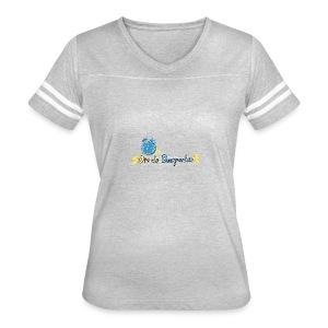 Ora de Despertar- Baby  - Women's Vintage Sport T-Shirt