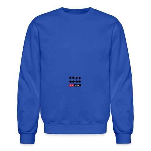 Contra Code Full Color Mug - Crewneck Sweatshirt
