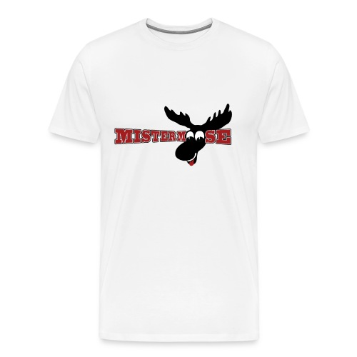 Mistermoose Lightweight Hoodie - Men's Premium T-Shirt