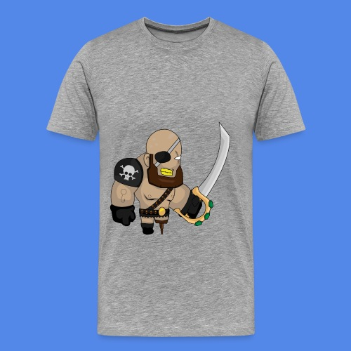 Children Pirate T-Shirt - Men's Premium T-Shirt