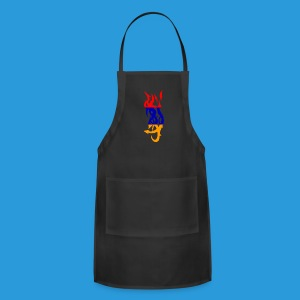 ARM flag 1 - Adjustable Apron