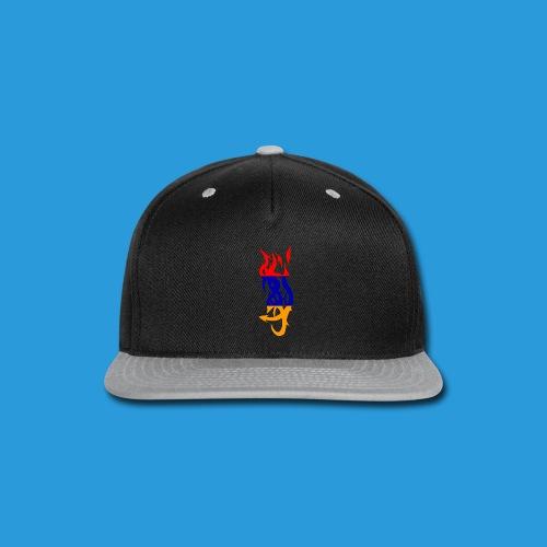ARM flag 1 - Snap-back Baseball Cap