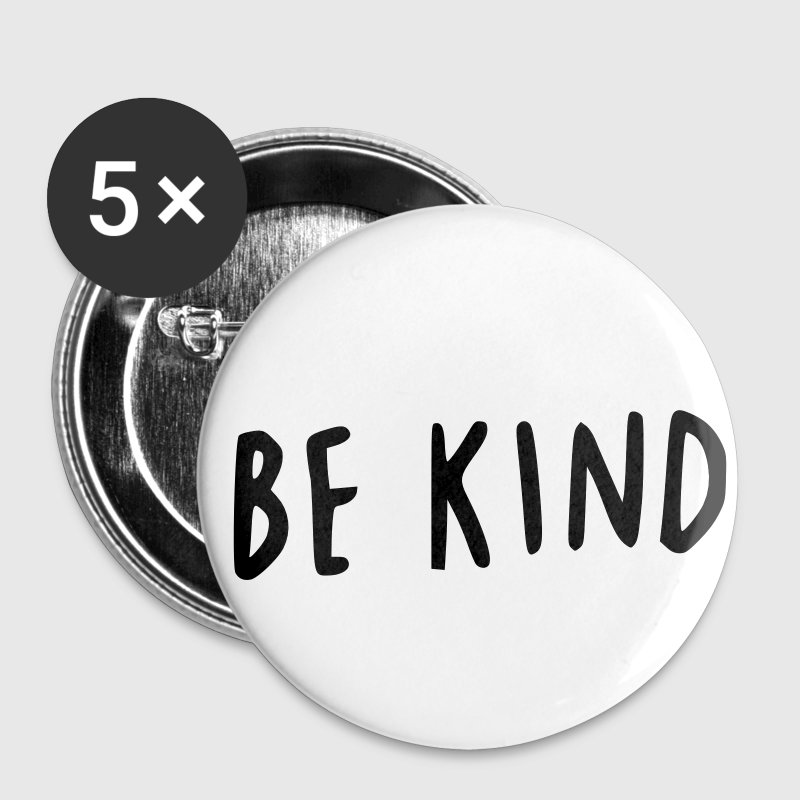 Be Kind Buttons - Large Buttons