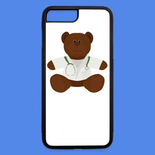 Dr Teddy bear  - iPhone 7 Plus/8 Plus Rubber Case