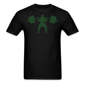 WeightLifting men's premium T-shirt - Men's T-Shirt