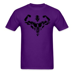 BodyBuilder Premium T-shirt - Men's T-Shirt