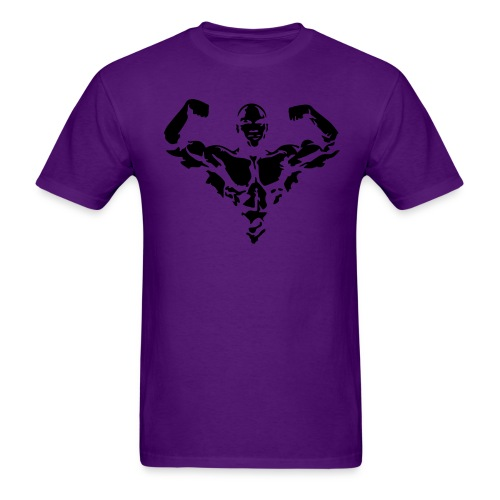 BodyBuilder Premium T-shirt - Men's T-Shirt