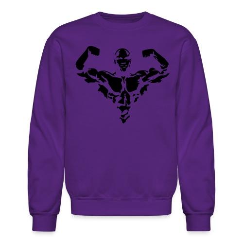 BodyBuilder Premium T-shirt - Crewneck Sweatshirt