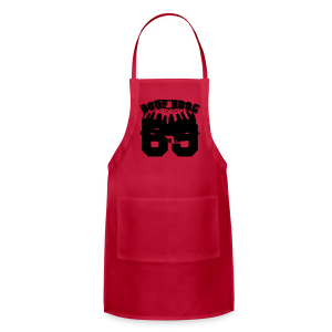 Chocolate Thunder - Adjustable Apron