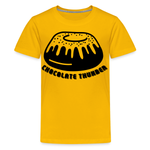 Chocolate Thunder - Kids' Premium T-Shirt