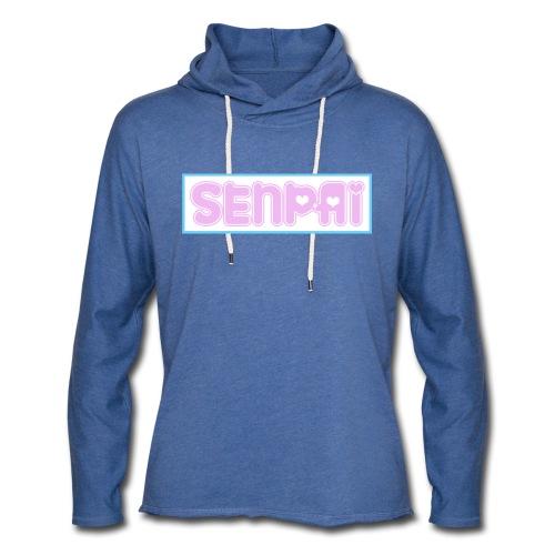 SENPAI - Unisex Lightweight Terry Hoodie
