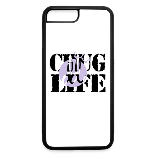 Chug Life Mug - iPhone 7 Plus/8 Plus Rubber Case