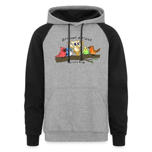 Autistic Pride - Unisex Shirt - Colorblock Hoodie
