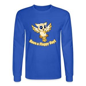Flappy Day - Unisex Shirt - Men's Long Sleeve T-Shirt