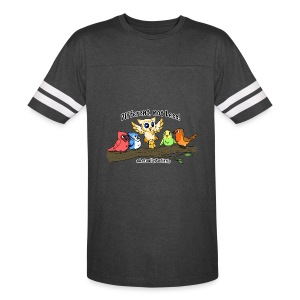 #ActuallyAutistic - Unisex Shirt - Vintage Sport T-Shirt