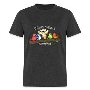#ActuallyAutistic - Unisex Shirt - Men's T-Shirt