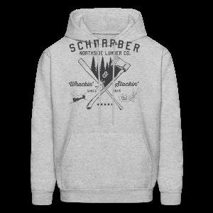 Schwarber Lumber Co - Men's Hoodie