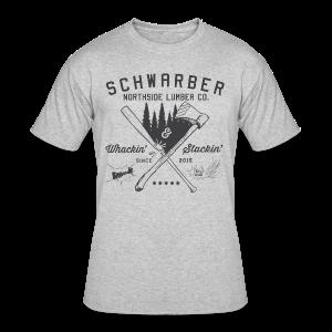 Schwarber Lumber Co - Men's 50/50 T-Shirt