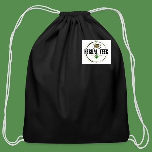 herbalT - Cotton Drawstring Bag