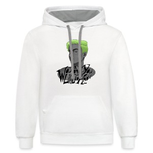 Wouldn't you like to know? - Contrast Hoodie