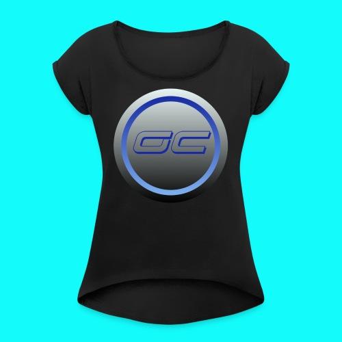 Original Womens' Gotti Clan T Shirt - Women's Roll Cuff T-Shirt