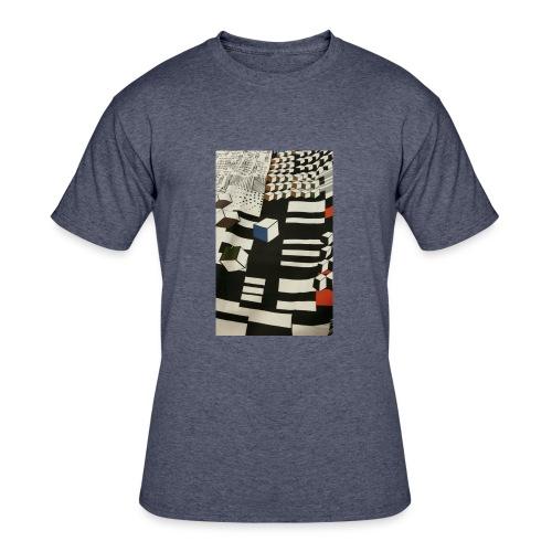 Urban Cubist - Toddler - Men's 50/50 T-Shirt