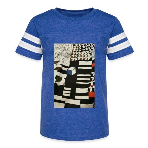Urban Cubist - Toddler - Kid's Vintage Sport T-Shirt