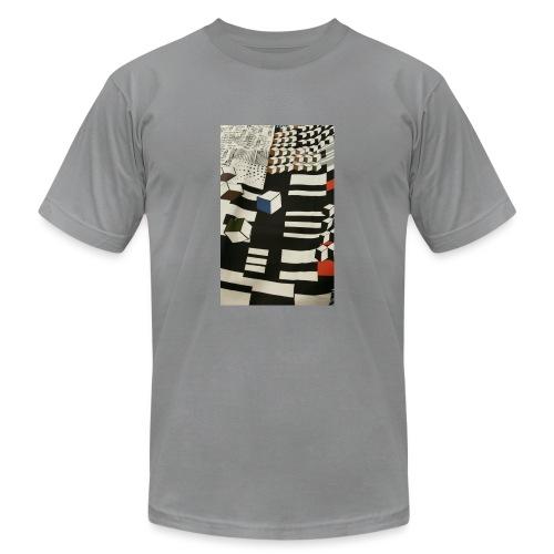 Urban Cubist - Toddler - Men's Jersey T-Shirt