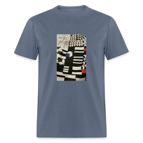 Urban Cubist - Toddler - Men's T-Shirt