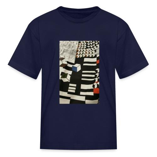 Urban Cubist - Toddler - Kids' T-Shirt